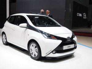 mała Toyota
