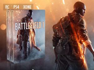 okładka gry Battlefield 1