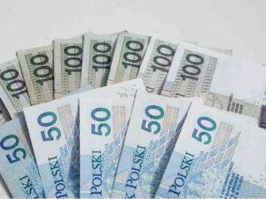 50 i 100 zł banknoty