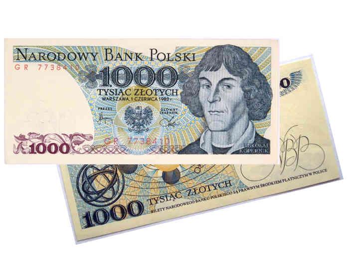 stara 1000 złotych