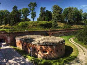 część fortyfikacji