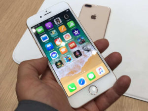 ekran iPhone