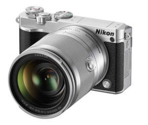 aparat z dużym obiektywem