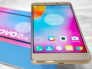 smartfon i pudełko