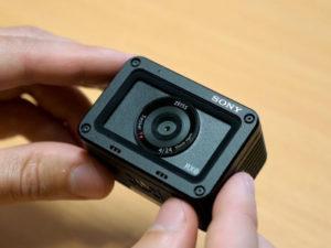 kompaktowy aparat