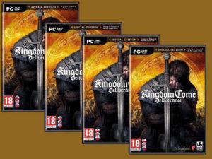 cztery egzemplarze gry